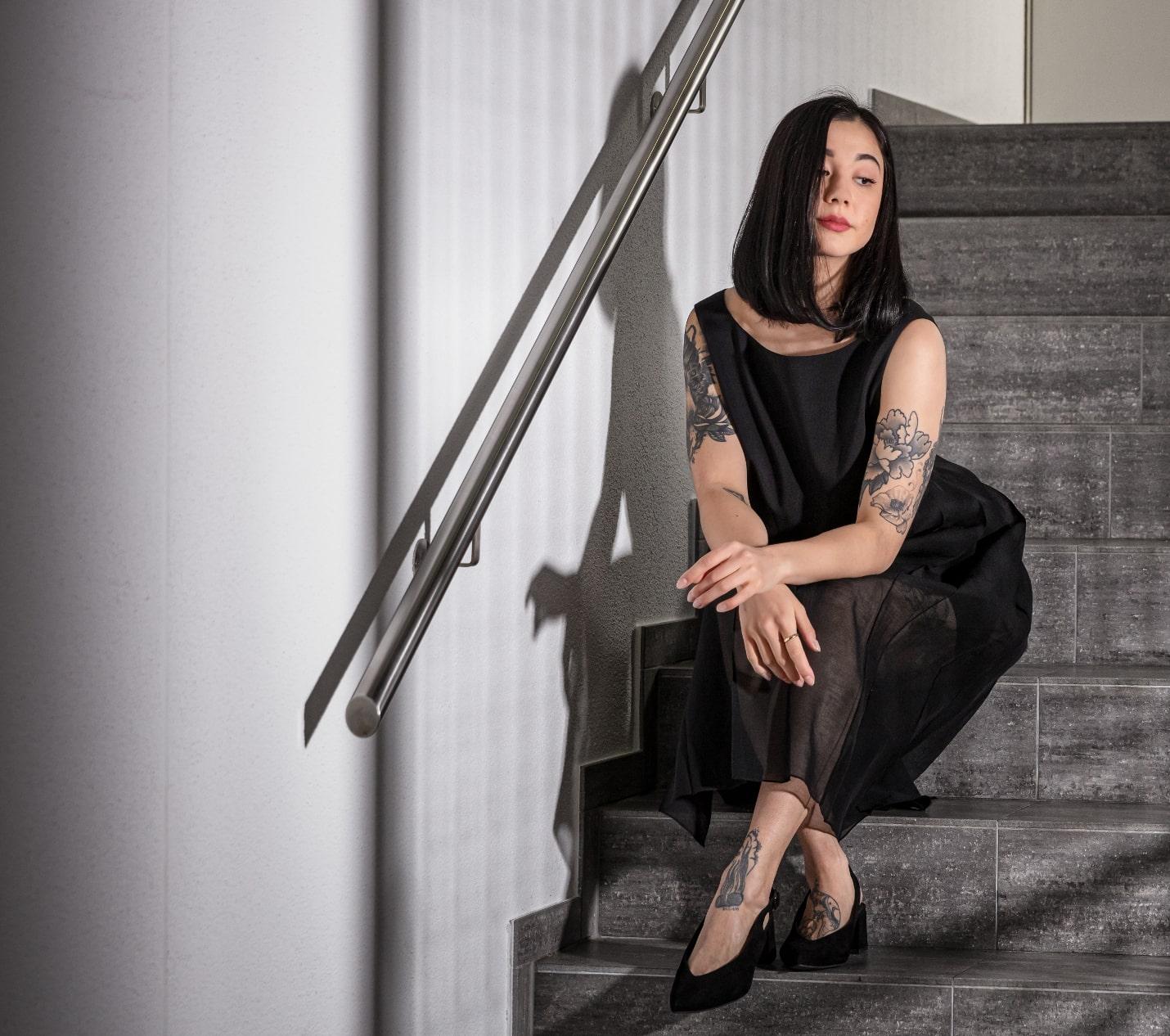 Annette Görtz bei Zeitlos Designermode